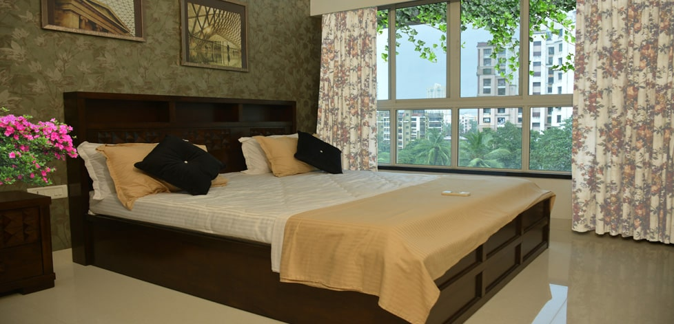 Matoshree Nisarg Bedroom � 2BHK for Sale in Mulund