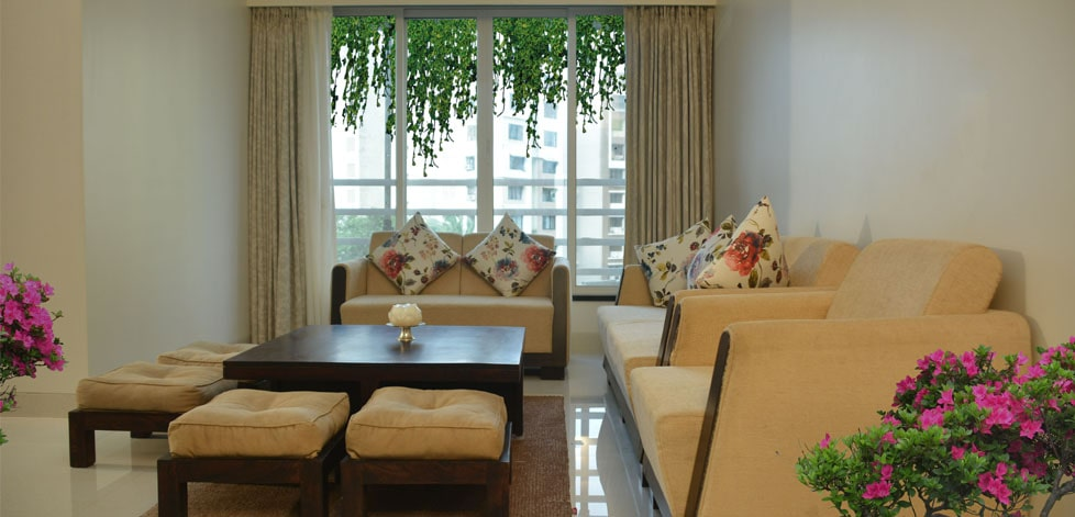 Matoshree Nisarg Living Room – New Residential Projects In Mulund