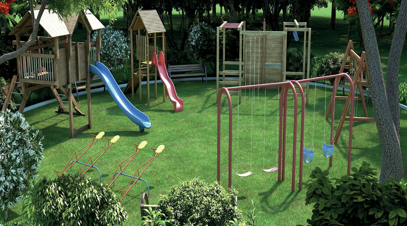 Matoshree Nisarg Children's Play Area–Pre Launch Projects in Mulund (East)